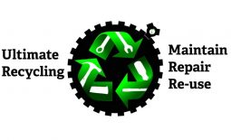 Ultimate Recycling is a Movement